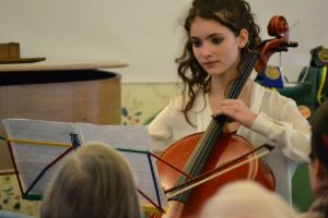 Spring Grove cellist